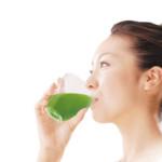青汁の効果的な飲み方と注意点