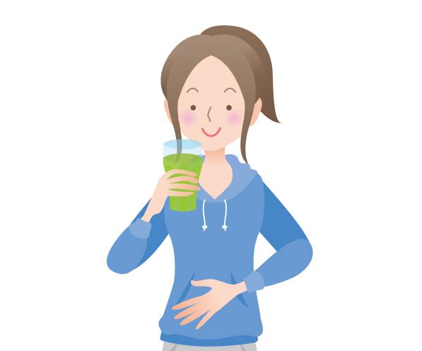 青汁の効果的な飲み方と美味しく飲める方法