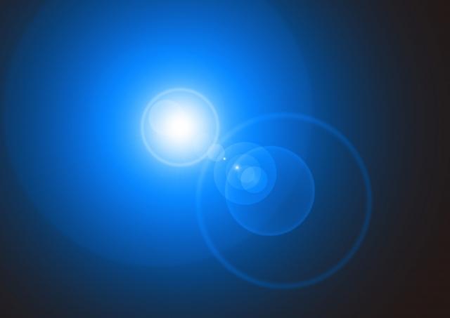 ブルーライトが目に及ぼす影響