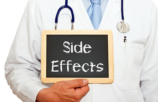 グルコサミンと副作用の関係